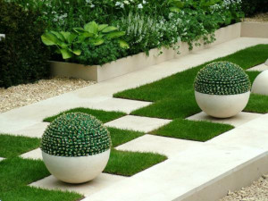 grass-and-tile-in-garden